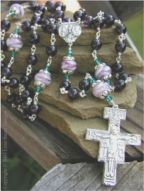Amethyst Custom Rosaries