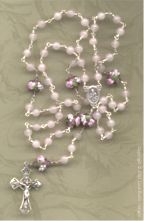 Rose Quartz Rosaries